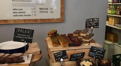 Photo of Coffee Shop Society Cafe at 19 High St, Bath BA1 5AJ, United Kingdom