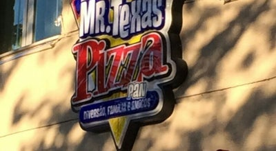 Photo of Pizza Place Mr. Texas Pizza Pan at Rua Josephina Mandotti, 298, Guarulhos 07115-080, Brazil