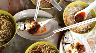 Photo of Ramen / Noodle House 爱梅姐鱼面 at Chukai, Malaysia