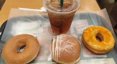 Photo of Donut Shop クリスピー・クリーム・ドーナツ テラスモール湘南店 at 辻堂神台1-3-1, 藤沢市 251-0041, Japan