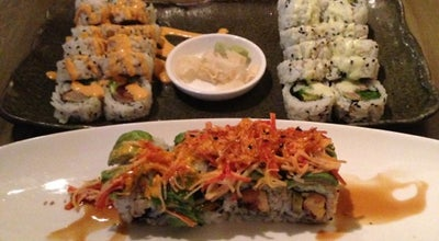 Photo of Sushi Restaurant Dragonfly Sushi & Sake Co at 201 Se 2nd Ave., Gainesville, FL 32601, United States