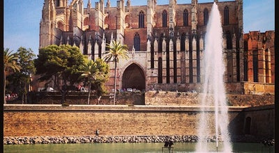 Photo of Church La Seu / Catedral de Mallorca at Pl. De L'almoina, S/n, Palma 07001, Spain