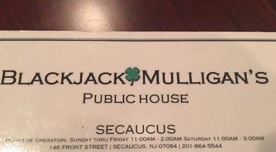 Photo of Bar Black Jack Mulligan's Public House at 146, Secaucus, NJ 07094, United States