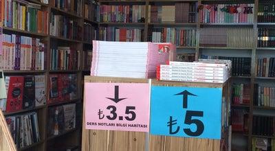 Photo of Bookstore Tavşanlı Kitapçım Kitabevi at Durak Mah. Mülayim Cad. No:6/a, Tavşanlı 43300, Turkey