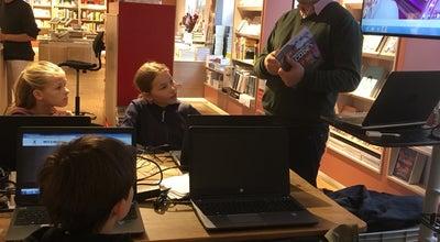Photo of Bookstore Scheltema at Rokin 9, Amsterdam 1012 KK, Netherlands