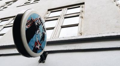 Photo of Record Shop Beat-bop at Peter Hvidtfeldts Stræde, København, Denmark