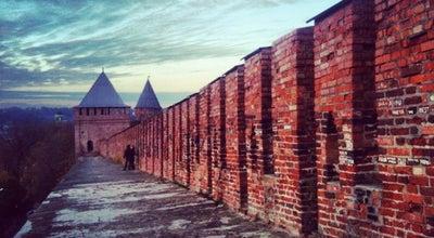 Photo of Historic Site Смоленская крепостная стена at Смоленск, Russia