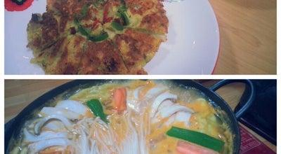 Photo of Korean Restaurant 대청 만두전문점 at 목포시, South Korea