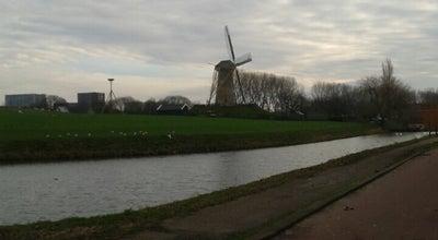 Photo of Monument / Landmark Molen De Eersteling at Hoofdweg 741, Hoofddorp 2131 MA, Netherlands