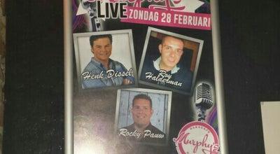 Photo of Nightclub Murphy's at Riviervismarkt 7-9, Haarlem, Netherlands