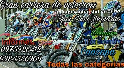 Photo of Go Kart Track CIRCUITO MOTO CLUB CAAZAPEÑO at Paraguay