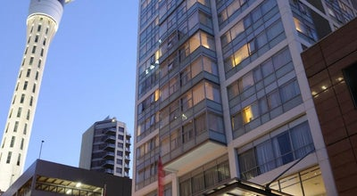 Photo of Hotel Rydges Hotel at 59 Federal St., Auckland 1010, New Zealand