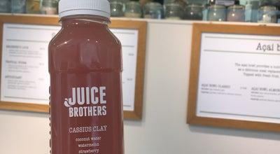 Photo of Juice Bar Juice Brothers at Raamsteeg, Amsterdam, Netherlands