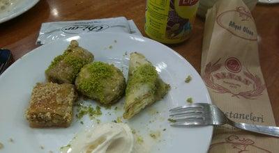 Photo of Dessert Shop Di-var pastanesi at Turkey