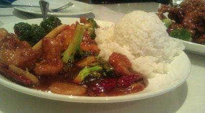 Photo of Chinese Restaurant Szechuan Garden at 660 E Pittsburgh St, Greensburg, PA 15601, United States