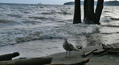Photo of Beach Leddy Park at Leddy Park Rd, Burlington, VT 05401, United States