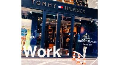 Photo of Boutique Tommy Hilfiger at Guldenvlieslaan 18 Avenue De La Toison D'or, Brussels 1000, Belgium