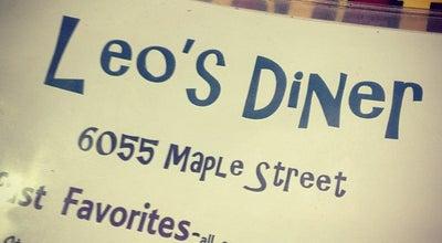 Photo of Diner Leo's Diner at 6055 Maple St, Omaha, NE 68104, United States