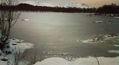 Photo of Lake Prestvannet at Prestvannvegen, Tromsø 9011, Norway