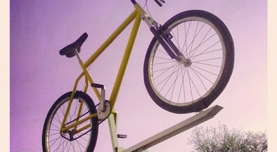 Photo of Monument / Landmark Памятник велосипеду at Просп. Победы 209к, Симферополь, Ukraine
