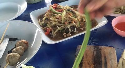 Photo of BBQ Joint ลูกชิ้นเขียง แบงค์ชาติ at ถนนสุเรนทร์, Mueang Lampang 52100, Thailand