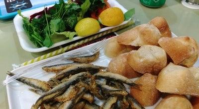 Photo of Fish and Chips Shop Martı Balık Ekmek at Atatürk Cad. No:40/a, Antalya, Turkey