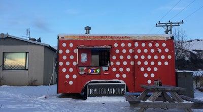 Photo of Food Truck Sveitagrill Míu at Iceland