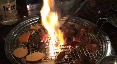 Photo of Korean Restaurant Hobak Korean BBQ at 5808 Spring Mountain Rd, Las Vegas, NV 89146, United States