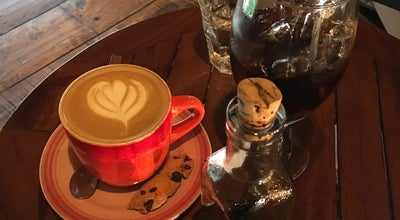 Photo of Cafe October Coffee House at Australia Lane Jalan Gaya, Kota Kinabalu District 88000, Malaysia
