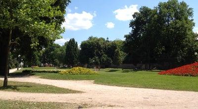 Photo of Park Žižkovy sady at Československé Armády, Hradec Králové 500 03, Czech Republic