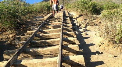 Photo of Trail Koko Head Crater Trail at Honolulu, HI 96825, United States