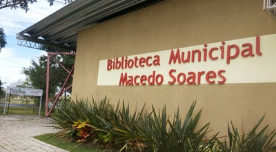 Photo of Library Biblioteca Municipal Macedo Soares at Brazil