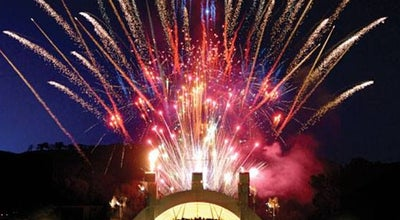 Photo of Music Venue The Hollywood Bowl at 2301 N Highland Ave, Los Angeles, CA 90068, United States