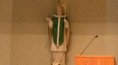 Photo of Church Blessed Trinity Catholic Church at 5 Se 17th St, Ocala, FL 34471, United States