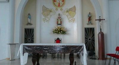 Photo of Church Igreja Menino Jesus de Praga at Av. Castelo Branco S/n, Juazeiro do Norte, Brazil