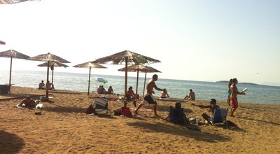 Photo of Beach Παραλία Μικρό Καβούρι (Mikro Kavouri Beach) at Παραλία Μικρό Καβούρι, Βουλιαγμένη 166 71, Greece