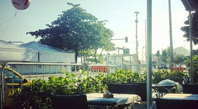 Photo of Brazilian Restaurant La Fabrique at Av. Atlântica, 994, Rio de Janeiro 22011-040, Brazil