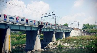 Photo of Bridge 신답철교 (Sindap Railway Bridge) at 성동구 용답동 173, Seoul 133-170, South Korea