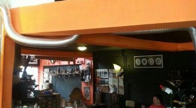 Photo of Coffee Shop Black Cat Coffee at Eskibağlar Mah. Baydemir Sok. No:2/b, Eskişehir, Turkey