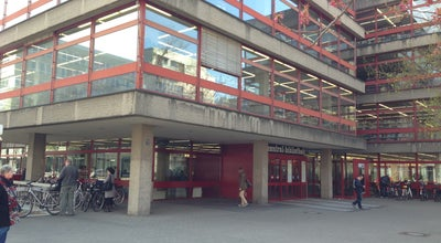 Photo of Library Stadtbibliothek Köln at Josef-haubrich-hof 1, Köln 50676, Germany