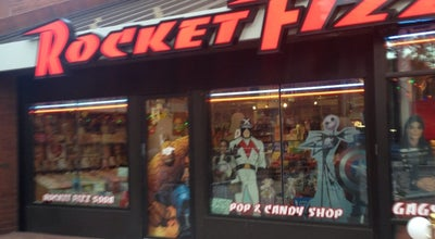 Photo of Candy Store Rocket Fizz at 1430 Larimer St, Denver, CO 80202, United States