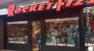 Photo of Candy Store Rocket Fizz at 1430 Larimer St, Denver, CO 80202, United States