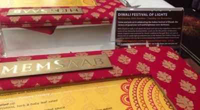 Photo of Indian Restaurant Memsaab Restaurant at 12-14 Maid Marian Way, Nottingham NG1 6HS, United Kingdom