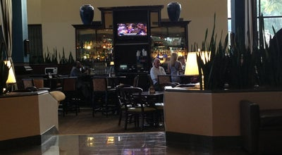 Photo of Hotel Bar Lobby At Sheraton FLL Airport & Cruiseport at Dania, FL 33004, United States