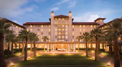 Photo of Hotel Hotel Galvez and Spa at 2024 Seawall Blvd, Galveston, TX 77550, United States