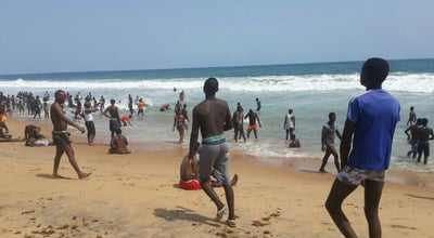 Photo of Beach Bassam beach at Ivory Coast
