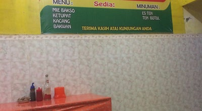 Photo of Ramen / Noodle House Warung Bakso Mas Harno Encek at Jl. Zasilia, Parepare, Indonesia
