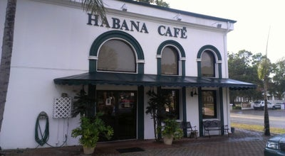 Photo of Cuban Restaurant Habana Cafe at 5402 Gulfport Blvd S, Gulfport, FL 33707, United States
