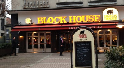 Photo of Steakhouse Block House at Leopoldstr. 32, München 80802, Germany