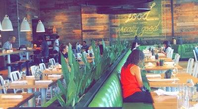 Photo of American Restaurant True Food Kitchen at 860 S Sepulveda Blvd #100, El Segundo, Ca 90245, United States